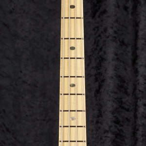 Standard Style - Maple Fretboard - Position Mark : Oval (Black Mother Of Pearl Oval)