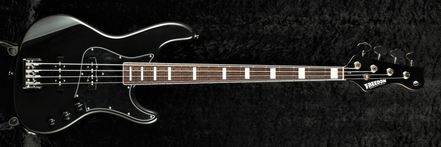 Anthra 4strings - Black (BLK)