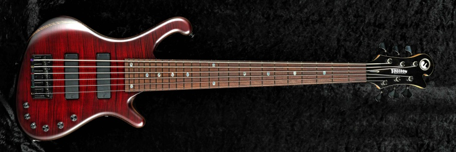 Custom Style Dulake Flat 6strings - 18:10